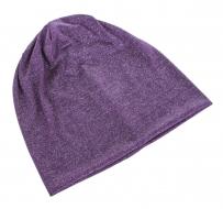 SHINY čiapka fialová