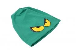 REBELITO zimná čiapka zelená
