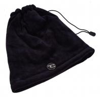 LAGOON čiapka/nákrčník čierna
