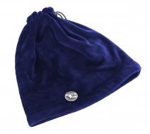 LAGOON čiapka/nákrčník modrá