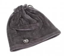 LAGOON čiapka/nákrčník šedá
