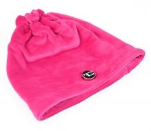 LAGOON čiapka/nákrčník ružová