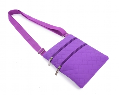 CROSSBAG FORGED taška fialová