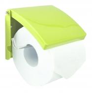 DRŽIAK toaletného papiera zelený
