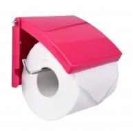 DRŽIAK toaletného papiera malinový