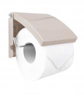 DRŽIAK toaletného papiera kávový