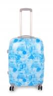 CITIES BLUE cestovný kufor