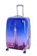TOWER cestovný kufor malý