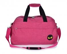 REBELITO športová taška ružová melange