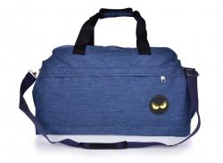 REBELITO športová taška modrá melange