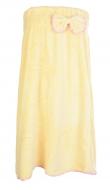 LAGOON TOUCH šaty alebo osuška žltá