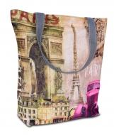 PARIS CAR textilná taška