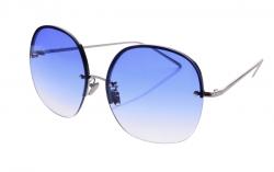BARDOTKY slnečné okuliare modro - strieborné