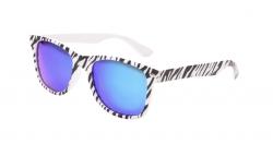SLNEČNÉ okuliare s motívom zebry
