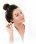 GOECO bavlnené tyčinky do uší náhradné balenie čierne