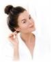 GOECO bavlnené tyčinky do uší náhradné balenie biele