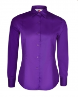 SOPHIA košeľa dark violet