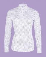 SOPHIA DENSEFORSÉ košeľa biela s bodkami