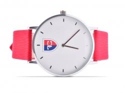 FC náramkové hodinky červené