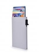 FC SAFE ochranné púzdro na platobné karty strieborné