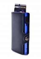 FC SAFE peňaženka na ochranu platobných kariet modrá