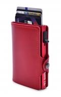 FC SAFE peňaženka na ochranu platobných kariet červená