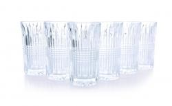 CRYSTAL pohár sada