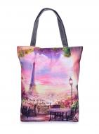 ELEGANT PARIS textilná taška