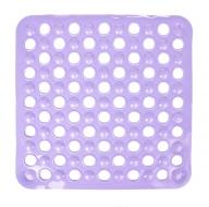 PROTIŠMYKOVÁ podložka do vane fialová