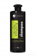 4 FUSION vitality complex šampón