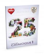 CATALOGUE 1 jubilejný katalóg