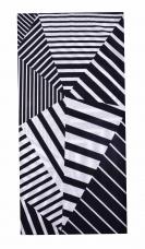 MULTIFUNKČNÁ šatka geometry