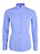 SOPHIA košeľa modrá s bielymi bodkami