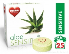 ALOE SENSITIVE pracie tablety