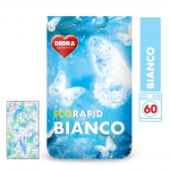BIANCO ECORAPID prací prášok na bielu bielizeň