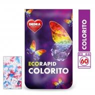 COLORITO ECORAPID prášok na farebnú bielizeň