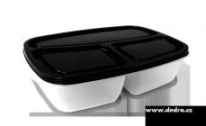 TRIO box čierny