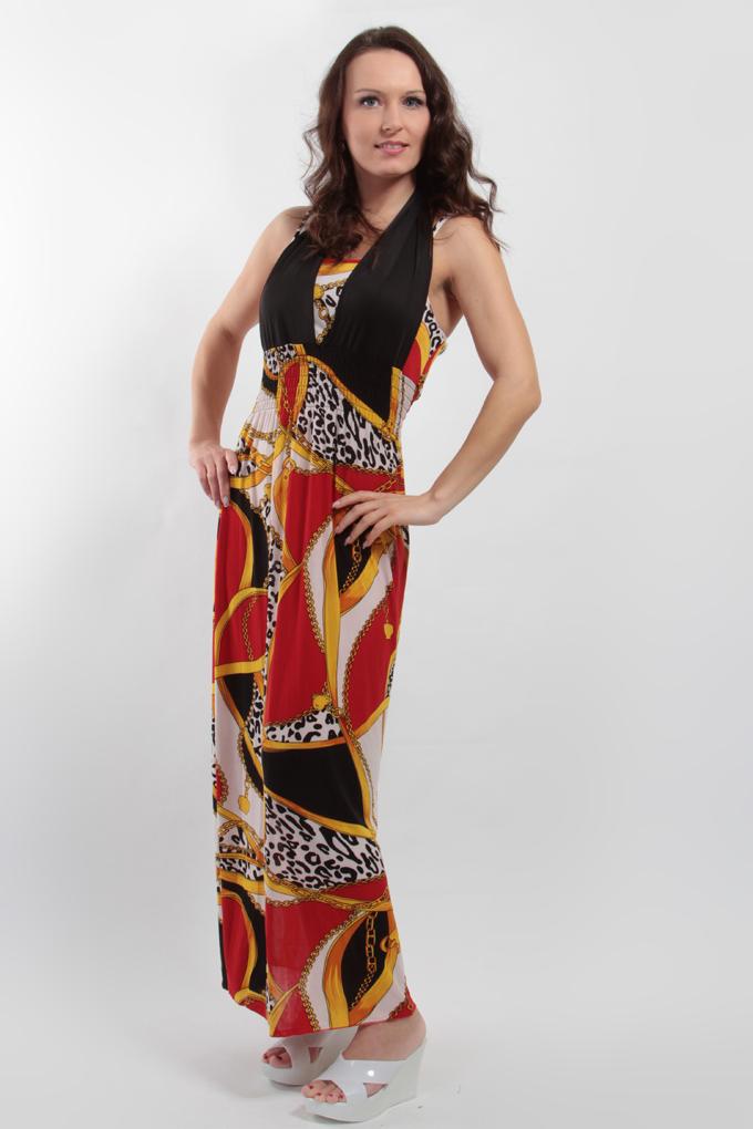 298cefc4c0aa RADELLA dlhé šaty na ramienka - DEDRA online