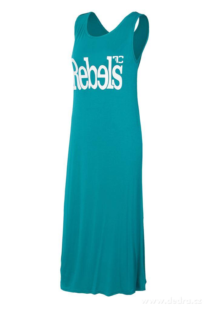 3c0c8c19c1d9 REBELS dlhé šaty - DEDRA online