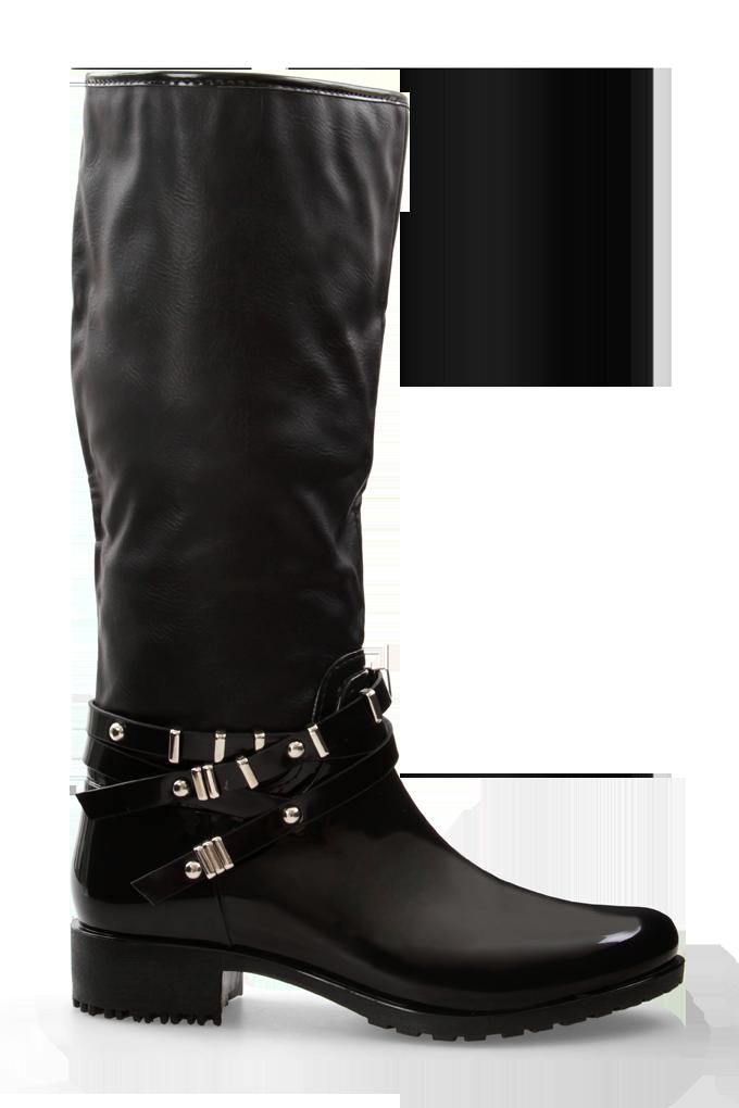345f6d6c37 NADEEN čierne zimné čižmy - DEDRA online